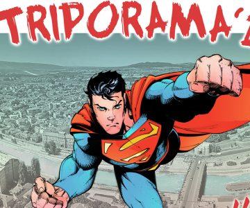 Supermen nad niškom Tvrđavom